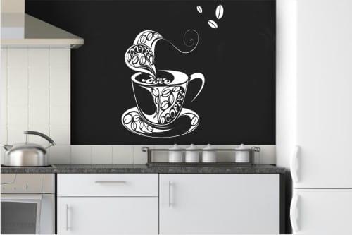 Naklejki ścienne Do Kuchni Kawa 045
