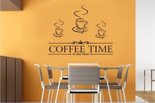 Naklejki ścienne Do Kuchni Herbata Kawa 029